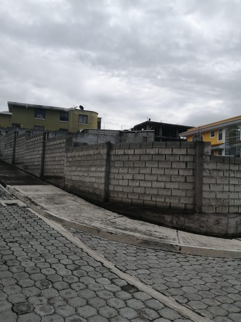 fotos terreno Urbanizacion Ejercito