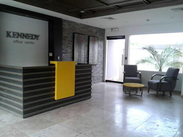 kennedy office center lobby