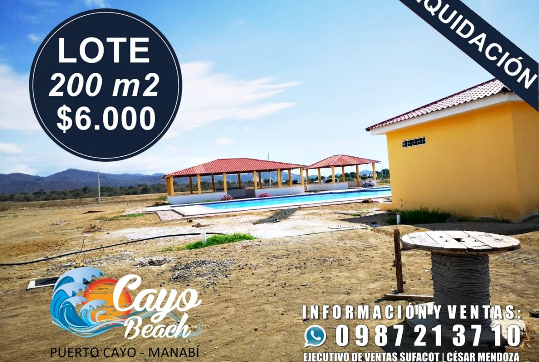 cayo beach