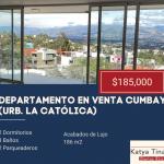 casa en venta cumbaya